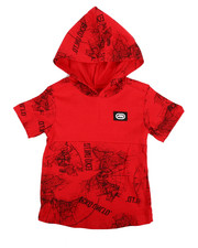 Tops - Hooded Tee (2T-4T)-2347041