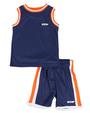 HIND - 2Pc Muscle Top & Shorts Set (2T-4T)-2350989