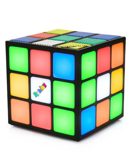 Buyers Picks - Rubiks Led Light Up Speaker