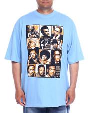 Buyers Picks - S/S Black History Heroes Graphic Tee (B&T)-2357643
