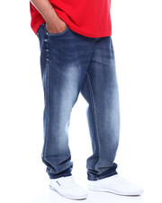 Jeans - Stretch Flex Washed Denim (B&T)-2352045