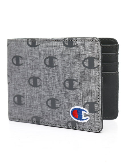 1065bf8a5e0 Buy Rhyme Bifold Wallet Men s Accessories from Champion. Find ...