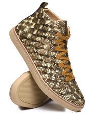 AURELIO GARCIA - Snakeskin Sneakers-2356257