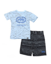 Sets - 2Pc Tee & Shorts Set (4-7)-2348854