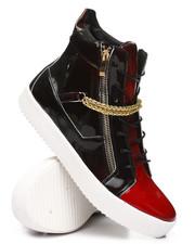 Footwear - Gradient Chain Sneakers-2356372