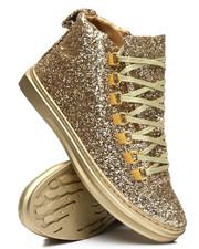 Footwear - Glitter Sneakers-2356289
