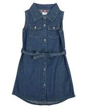 Dresses - Denim Dress (4-6X)-2355844