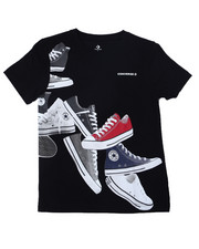 Converse - Chucks Wrap S/S Tee (8-20)-2357218
