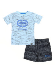 Sets - 2Pc Tee & Shorts Set (2T-4T)-2348850