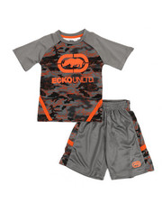 Sets - 2Pc Tee & Shorts Set (4-7)-2350711