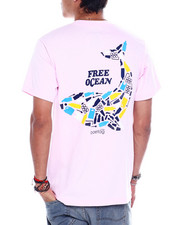 Simple Baetag - Free Ocean Tee-2357748
