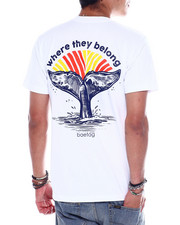 Simple Baetag - Where they Belong Tee-2357727