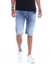 Jordan Craig - FRAYED DENIM SHORT-2358238
