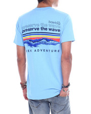 Simple Baetag - Preserve the Wave Tee-2357811