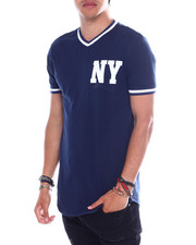 Athleisure for Men - NY Vneck Tee-2356794