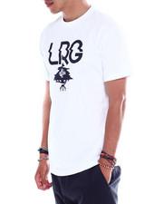 LRG - TWEAKED STACKED LOGO TEE-2357842