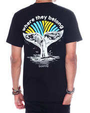 Simple Baetag - Where they Belong Tee-2357738