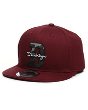 Hats - Brooklyn City Snapback Hat-2356747