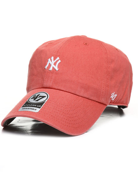 '47 - New York Yankees Island Red Abate 47 Clean Up Hat