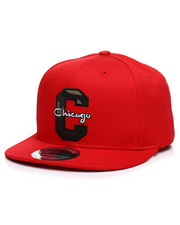 Hats - Chicago City Snapback Hat-2356748