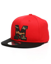 Hats - Miami City Snapback Hat-2356749