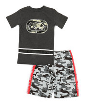 Sets - 2Pc Tee & Shorts Set (4-7)-2349171