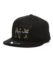 Hats - New York City Snapback Hat-2356742