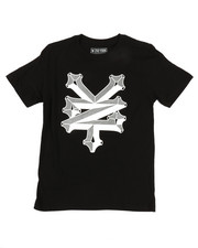 Zoo York - Bevelled Cracker Tee (8-20)-2358292