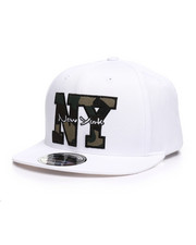 Hats - New York City Snapback Hat-2356745