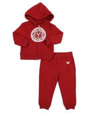 True Religion - 2 Piece Hoodie & Jogger Pants Set (Infant)-2355279
