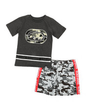 Sets - 2Pc Tee & Shorts Set (2T-4T)-2349167