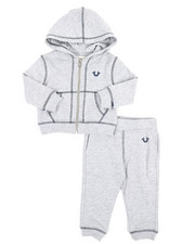 Sets - 2 Piece Hoodie & Jogger Pants Set (Infant)-2355275