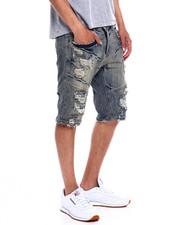 Shorts - SEOUL VINTAGE MOTO JEAN SHORT-2356811