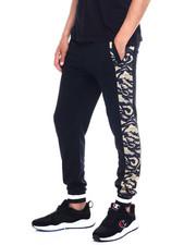 Pants - TRACKPANT W CAMO INSERT-2358921