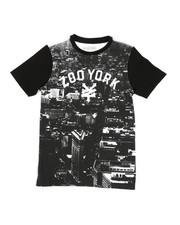 Zoo York - Flatiron Tee (8-20)-2358316
