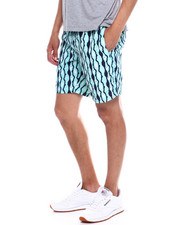 Swimwear - 6 inch Ikat Swim Trunk-2358901