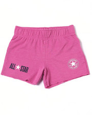 Bottoms - All Star Raw Edge Shorts (7-16)-2359592