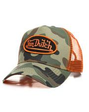 Von Dutch - Army Camo Trucker Hat-2356753