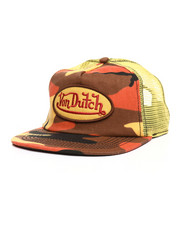 Von Dutch - Camo Trucker Hat-2356754