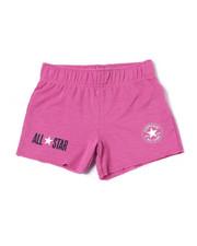 Bottoms - All Star Raw Edge Shorts (4-6X)-2359642