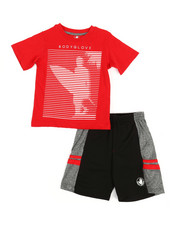 BODY GLOVE - 2 Pc Tee & Shorts Set (4-7)-2357370