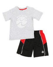 BODY GLOVE - 2 Pc Tee & Shorts Set (4-7)-2357356
