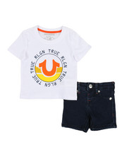 2 Piece HS Tee & Shorts Set (Infant)
