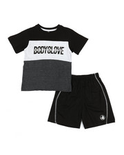 BODY GLOVE - 2 Pc Tee & Shorts Set (4-7)-2357384