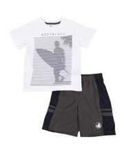 BODY GLOVE - 2 Pc Tee & Shorts Set (4-7)-2357347