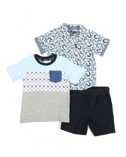Ben Sherman - 3 Piece Knit Set (4-7)-2357411