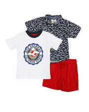 Ben Sherman - 3 Piece Knit Set (2T-4T)-2357416