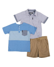 Ben Sherman - 3 Piece Knit Set (4-7)-2357439