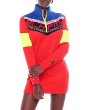 Black Pyramid - Moto Track Dress-2358706