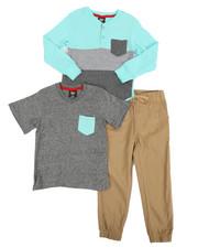 Boys - 3 Piece Knit Set (4-7)-2357474